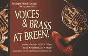 Voices & Brass at Breen!