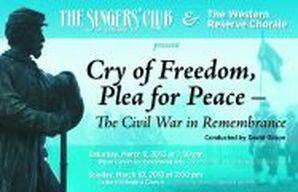 Cry of Freedom, Plea for Peace — The Civil War in Remembrance